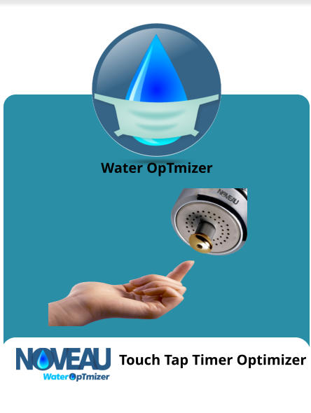 Water OpTmizer Touch Tap Timer Optimizer
